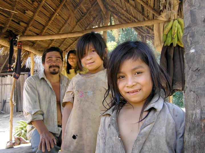 Bolivia's Tsimimane