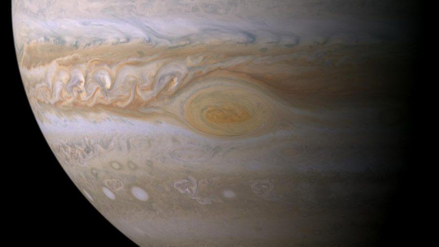 Jupiter Cold Spot