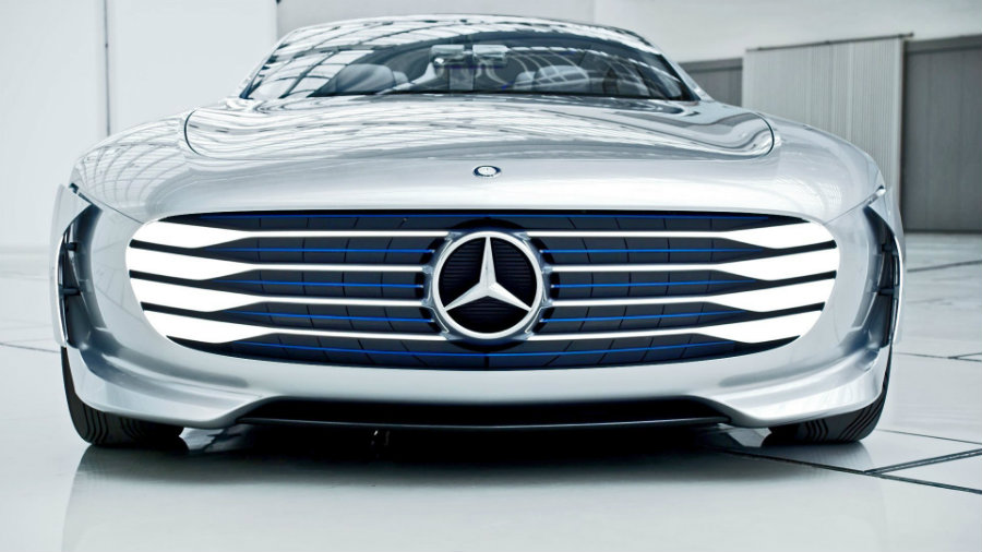 Mercedes-Benz launches voice-command service using Google Home or Amazon Echo. Image credit: YOUCAR Youtube Channel