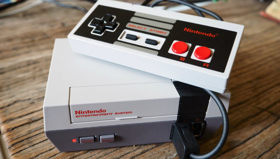 Gamers were delighted at how simple the NES Classic was. Image credit: Tech Crunch