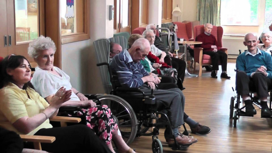 According to the Centers for Medicare and Medicaid Services, the interval for nursing home inspections should be 12.9 months. Image credit: Bridhaven Youtube Channel