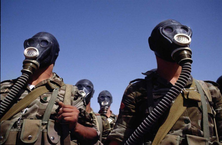 Syrian Gas Attack leaves 83 dead so far