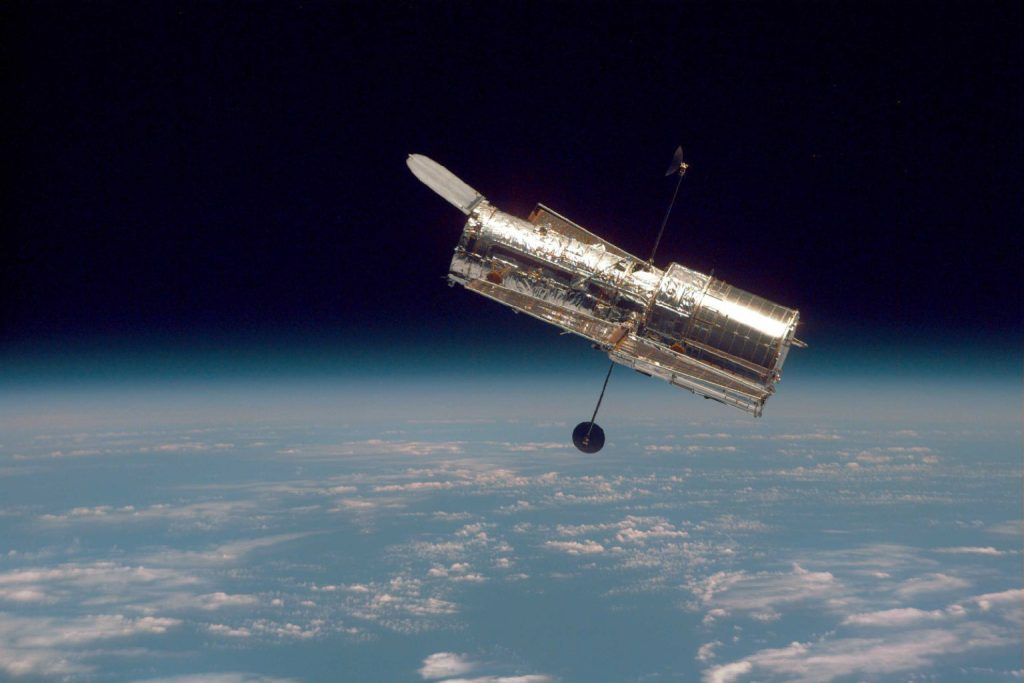 NASA's Hubble Telescope.