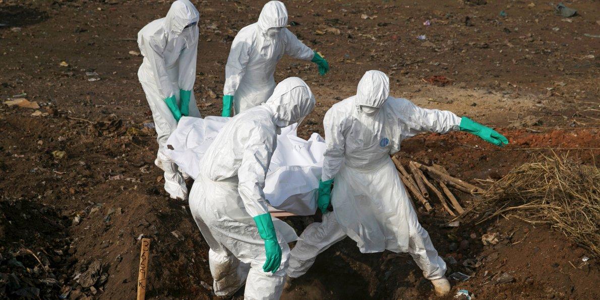 Ebola Outbreak at El Congo
