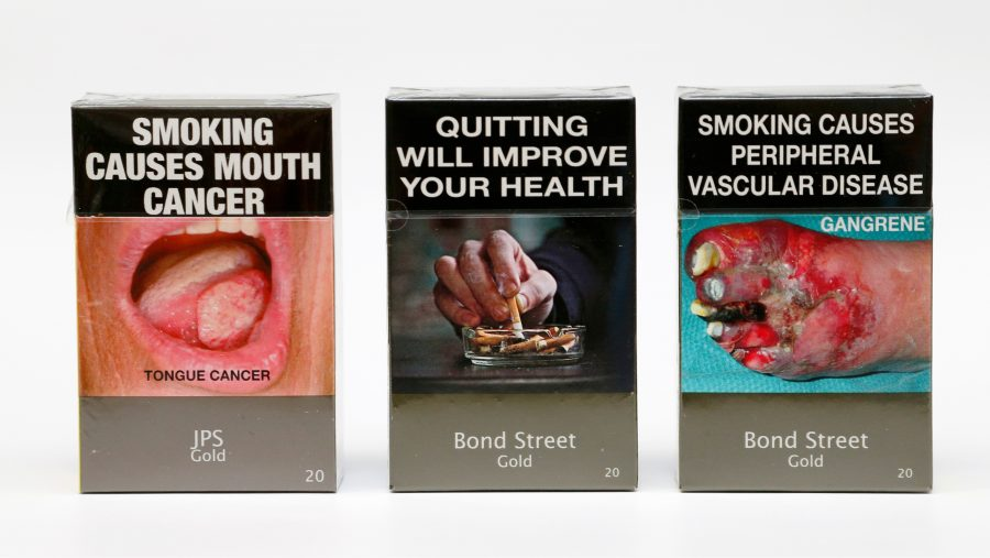 Standardized Cigarette Package