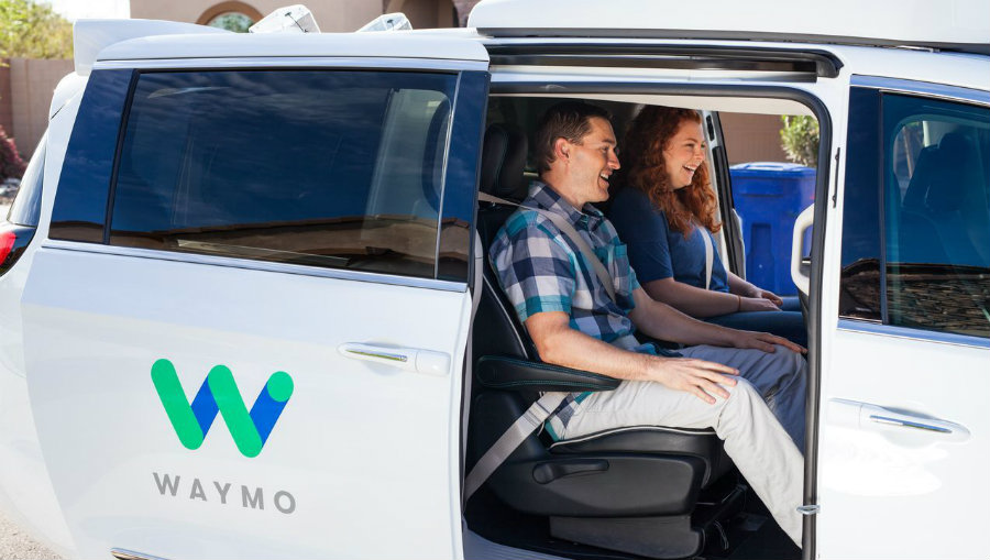 """Lyft assures that Waymo possesses the """"best self-driving technology,"""" while Waymo associates state that Lyft is committed to bringing urban transportation to a whole new level. Image credit: Azcentral"""