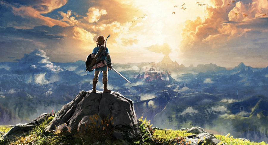Nintendo announced their first DLC bundle for The Legend of Zelda: Breath of the Wild, called The Cave of Trials, set for launch in summer 2017. Image credit: Wccftech.com