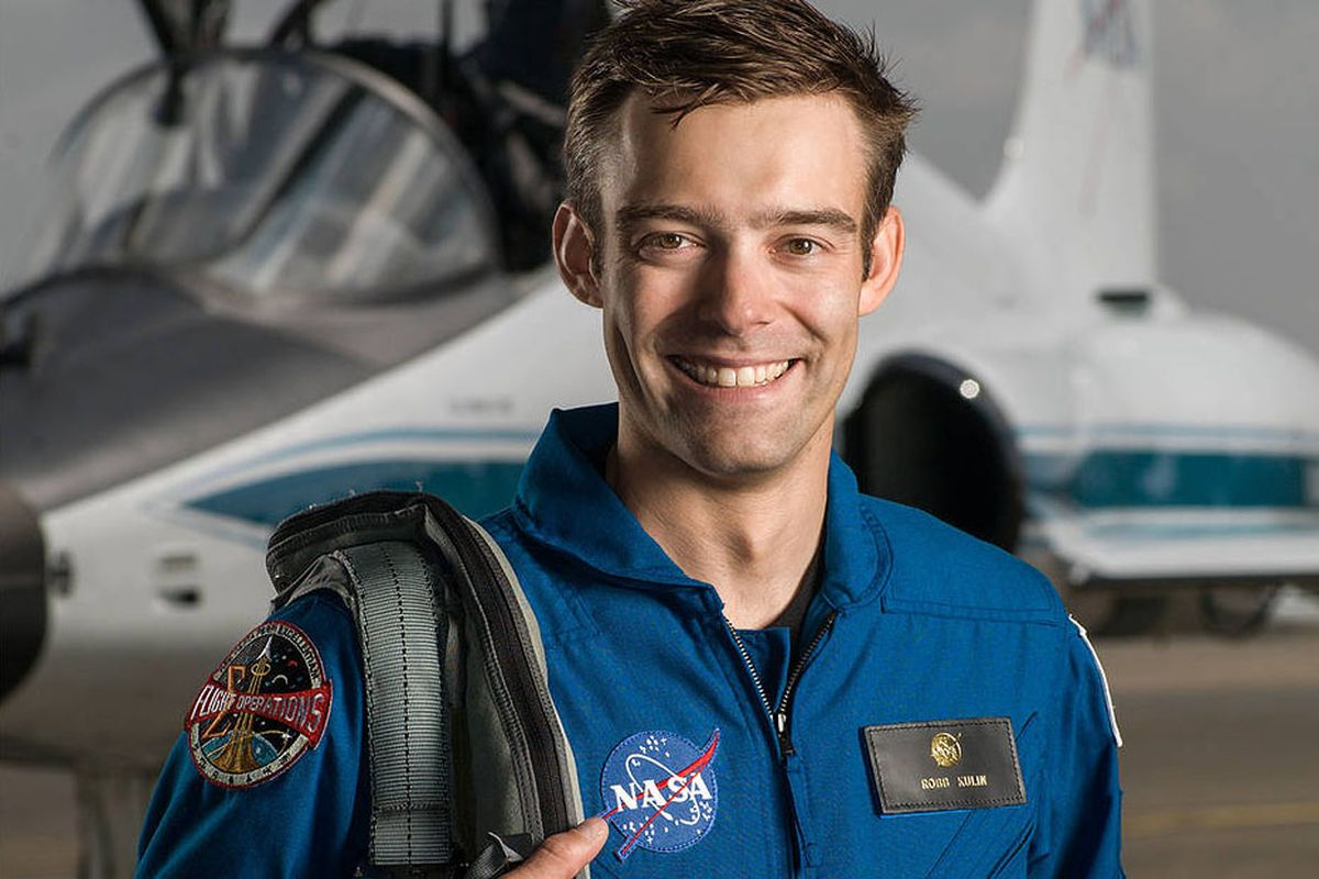 Astronaut candidate Robb Kulin