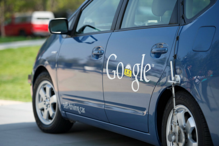 Google has worked on self-driving technology since 2009. Image credit: Corporateinsight.com