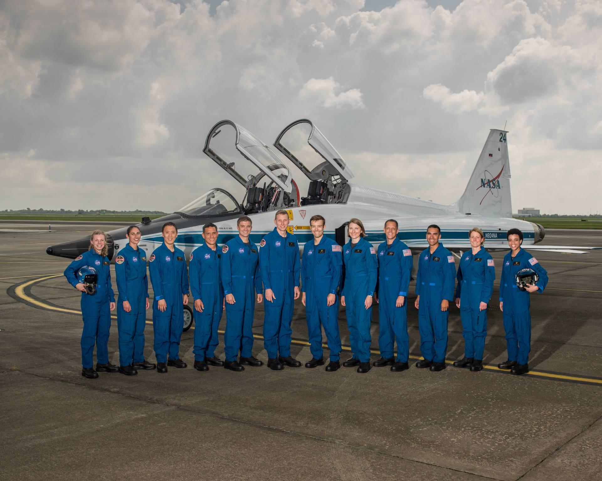 NASA Astronauts 2017