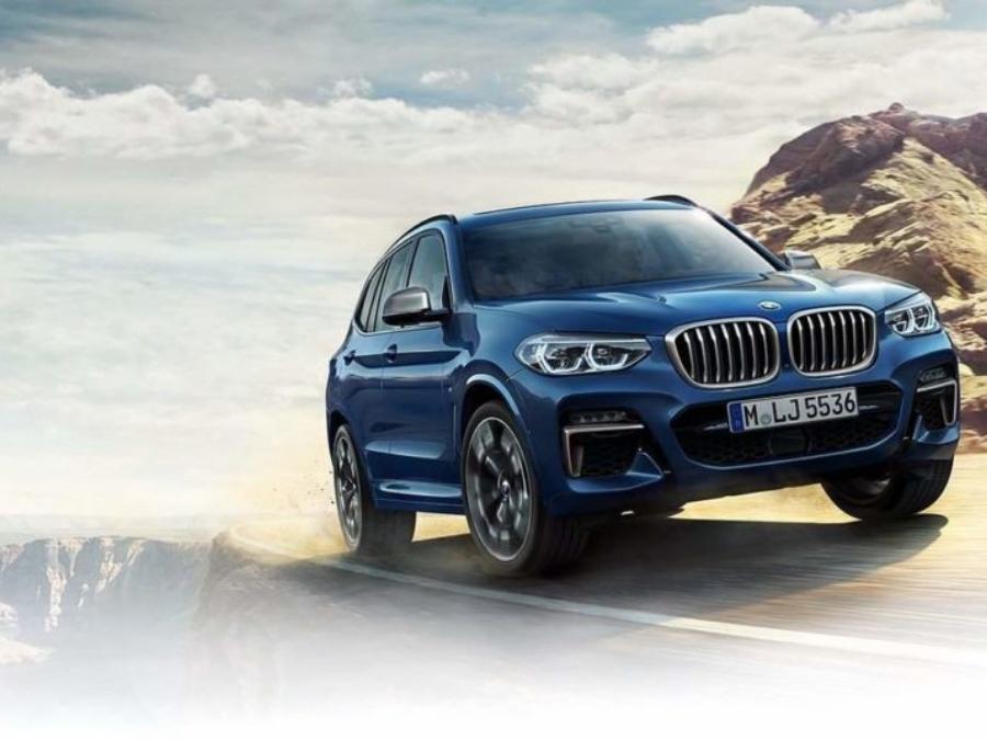 BMW X3. Image Credit: BMW Blog