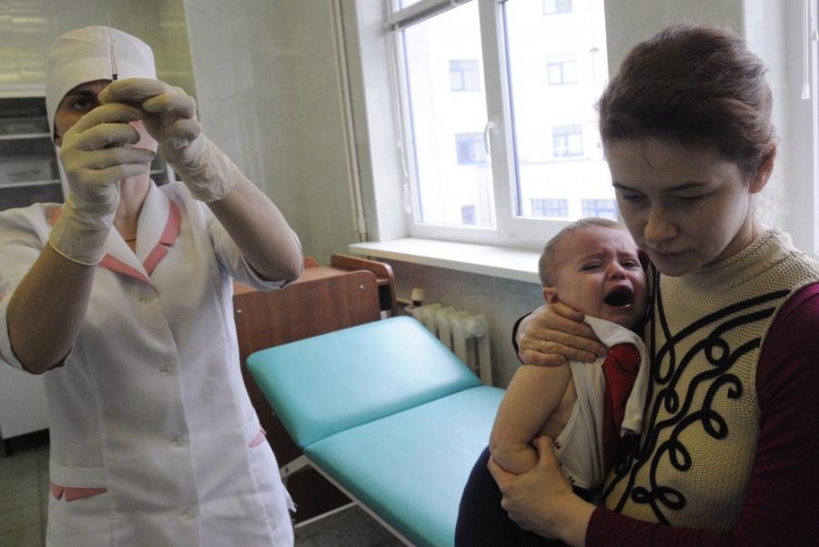 Image credit: Sergei Chuzavkov / AP