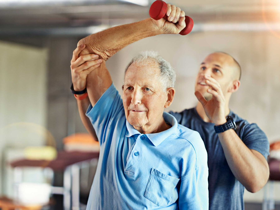 Hypertension management, increased physical activity, and cognitive training patients could potentially prevent Alzheimer's disease. Image credit: Reader's Digest