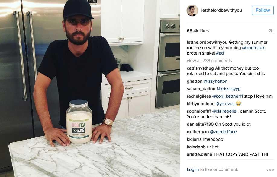 Instagram Sponsored Posts