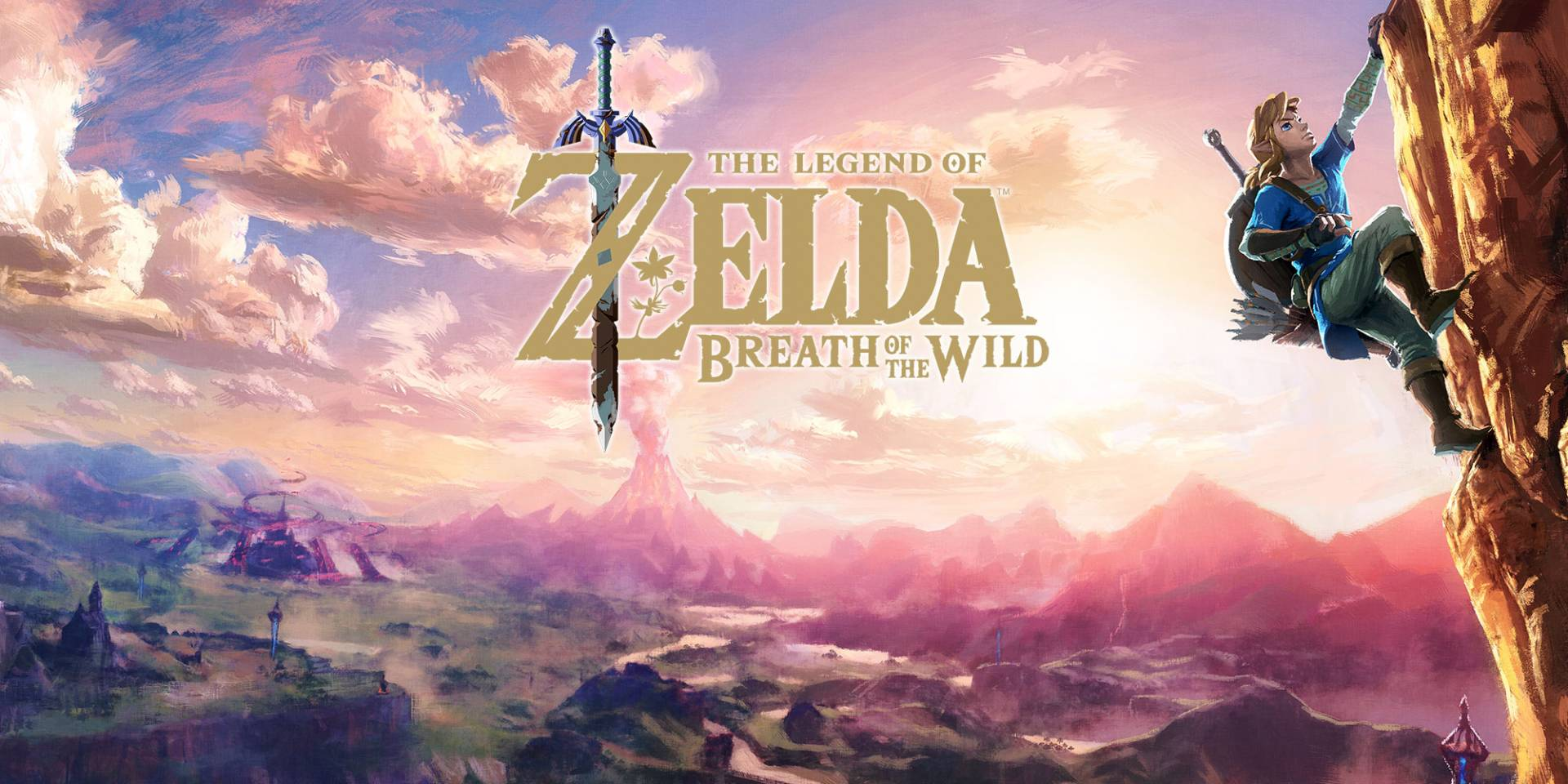 Last Friday, Nintendo released The Legend of Zelda: Breath of the Wild's first DLC. Image credit: Nintendo / Forbes
