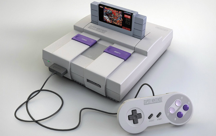 Earlier this week, Nintendo announced it would release a new console: the SNES Classic Edition. Image credit: BGR