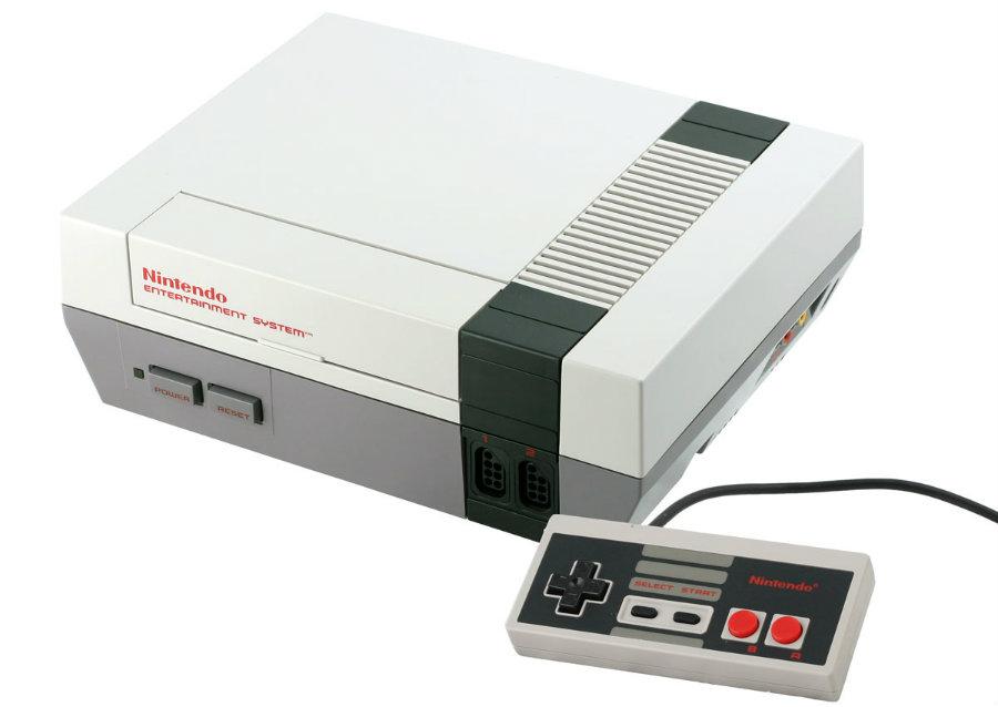 Nintendo NES Classic Edition. Image credit:  VG24/7