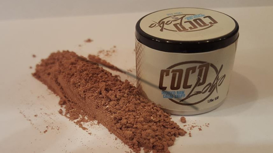 Coco Loko snortable chocolate. Image Credit: KVOA.com