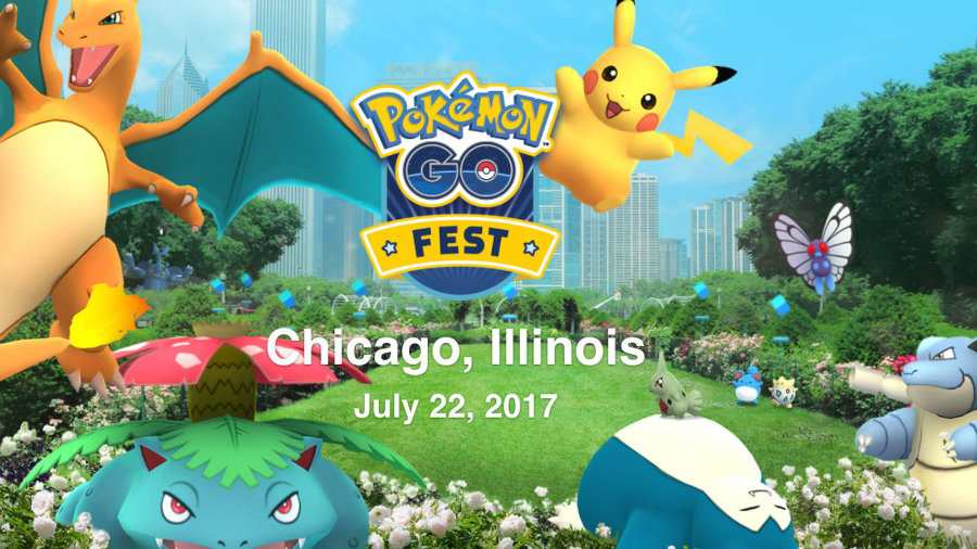Pokémon Go Fest in Chicago took place last weekend, and it was a disaster. Image credit: Niantic / Pokemon Go / Mic