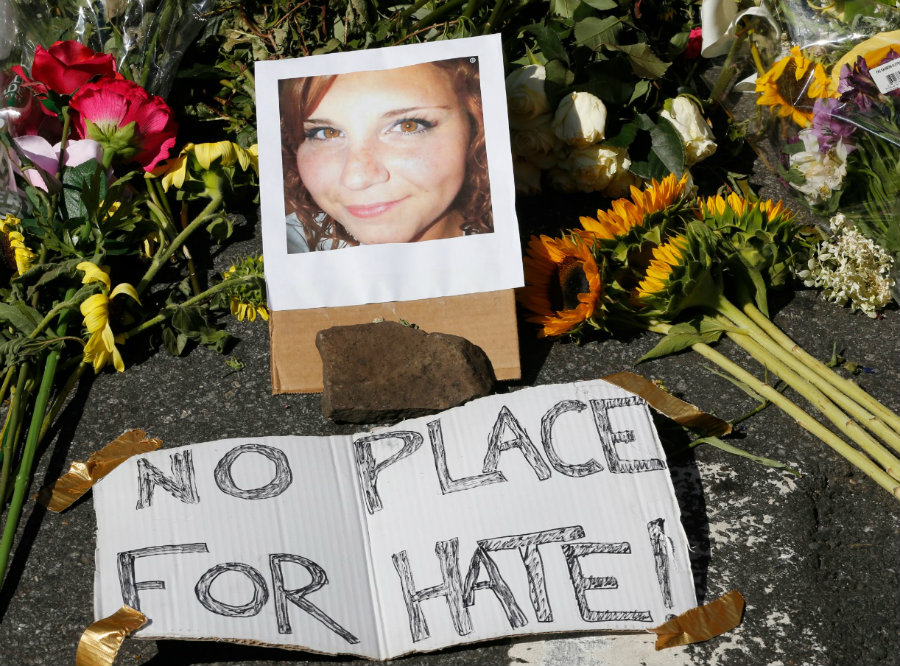 Heather Heyer. Image credit: SBS