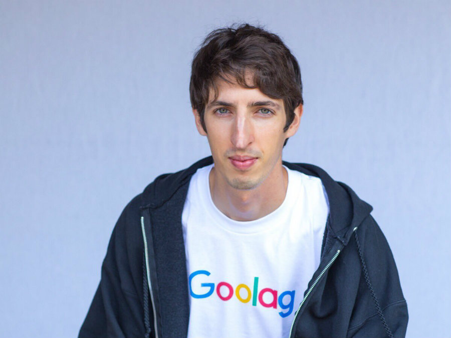 Image credit: James Damore / Twitter / Business Insider