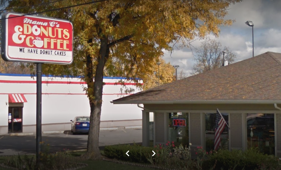 Mama C's Donuts and Coffee. Maumee, Ohio. Image Credit: Google
