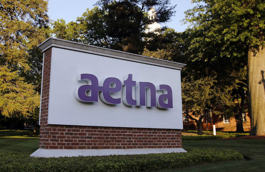 Health insurer Aetna accidentally mailed envelopes around the U.S and revealed private data from AIDS patients of various states. Image credit: Crainsnewyork.com