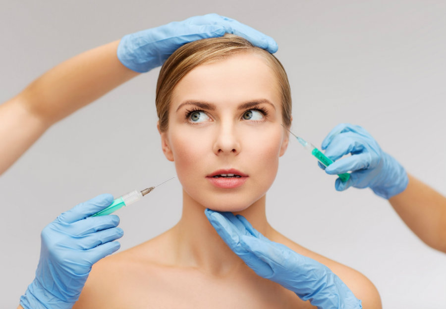 People without experience are performing cosmetic surgeries and advertising themselves on Instagram. Image credit: Azernews