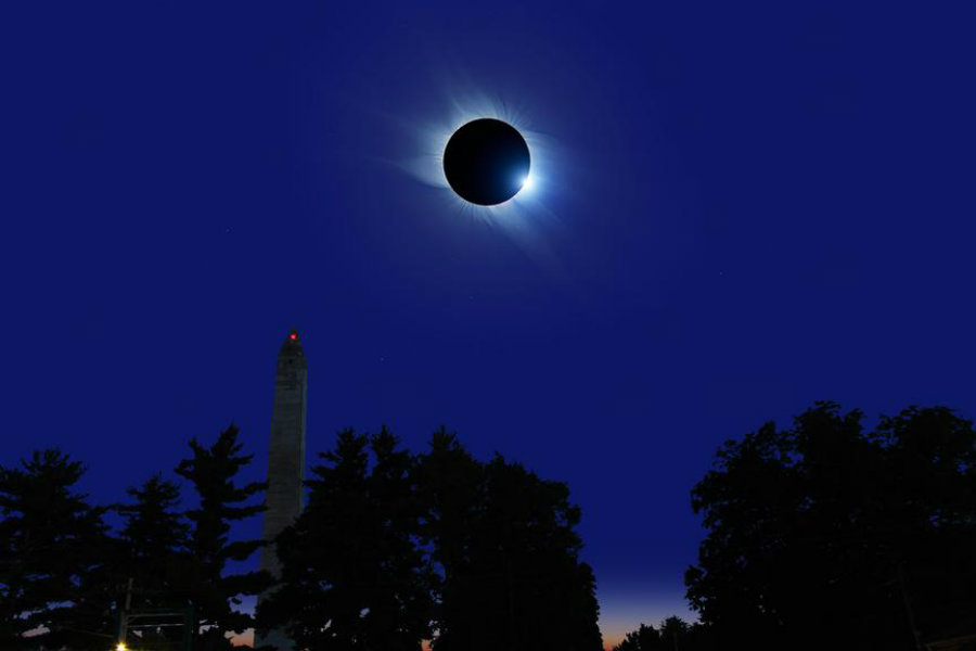 The Great American Eclipse finally occurred and was just as good as people knew it would be. Image credit: Shadowandsubstance.com