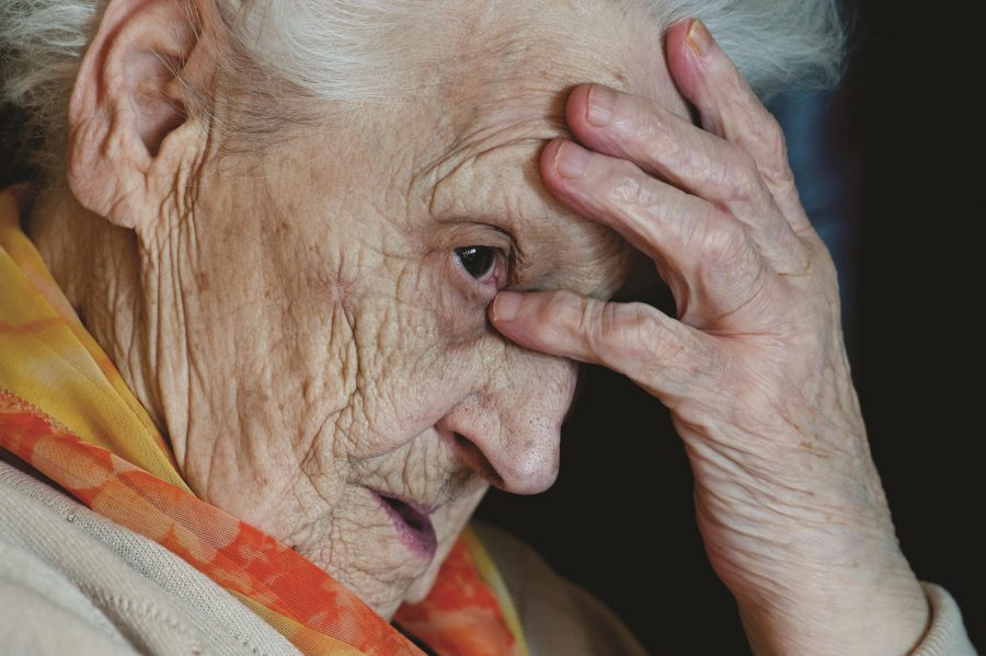 More than 93,000 people die each year from dementia-related causes in the U.S., according to the CDC. Image credit: Nursing Times
