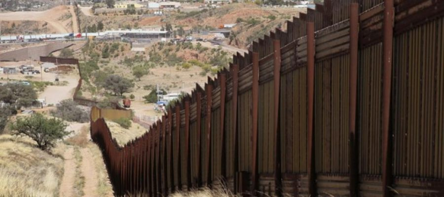 U.S.-Mexican border. Image credit: Getty Images