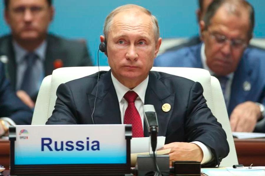 Putin on this year's BRICS summit. Image Credit: TIME