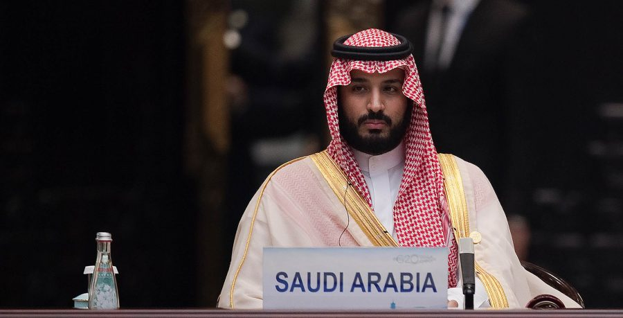 Crown Prince Mohammed bin Salman is implementing plan to change the kingdom's economy and society. Image credit: Arabia Watch