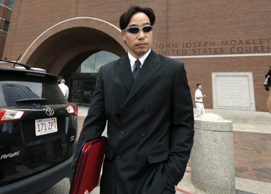 Glenn Chin. Image credit: Wbur.org