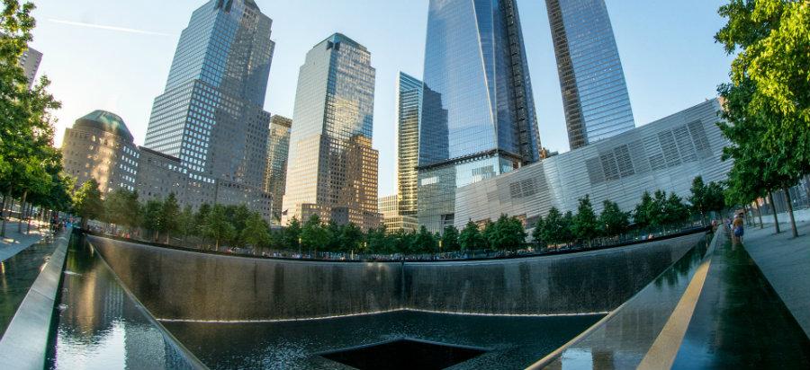 Ground Zero. Image credit: Loving New York