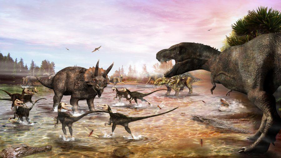 Cretaceous, Extinction