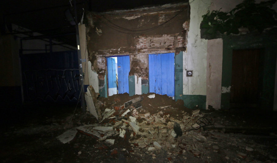 The most severe damage withstood by the quake appears to have occurred in the states of Chiapas, Oaxaca, and Tabasco. Image credit: AP Photo / Luis Alberto Cruz / 680 News