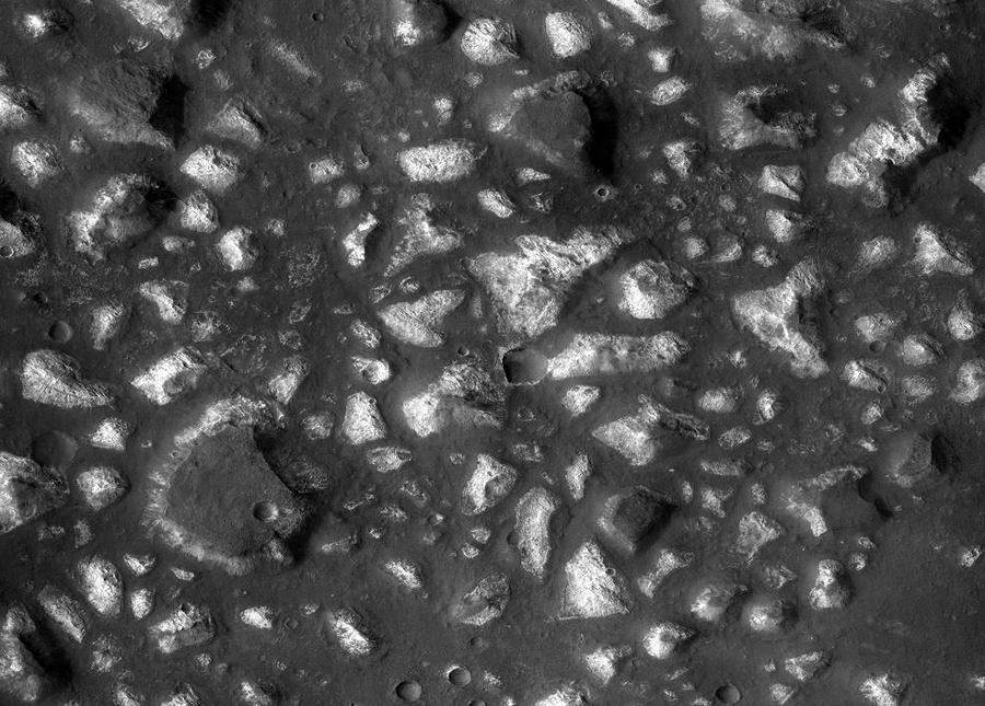 Mars Spacecraft, Lake on Mars, Martian Lake, Mars Reconnaissance