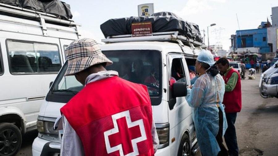 Pneumonic plague in Madagascar, Pneumonic plague outbreak