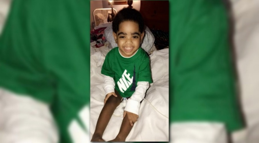 AJ Burgess, Kidney transplant delayed for 2-year-old, Atlanta 2-year-old kidney transplant