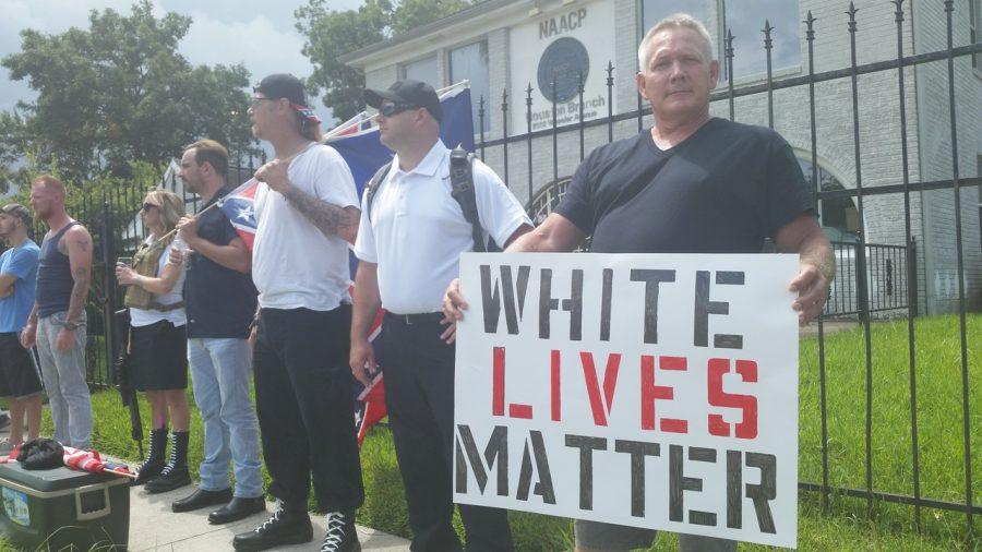 White Lives Matter rally, Charlottesville Unite the Right, White Supremacy