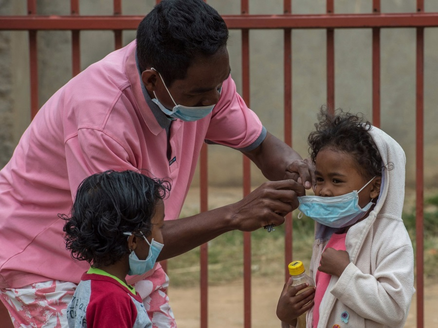 Madagascar plague outbreak, Deadly plague in Madagascar, Pneumonic plague outbreak