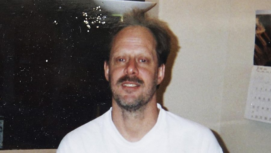 A young Stephen Paddock in a picture provided by his brother. Image credit: Univision