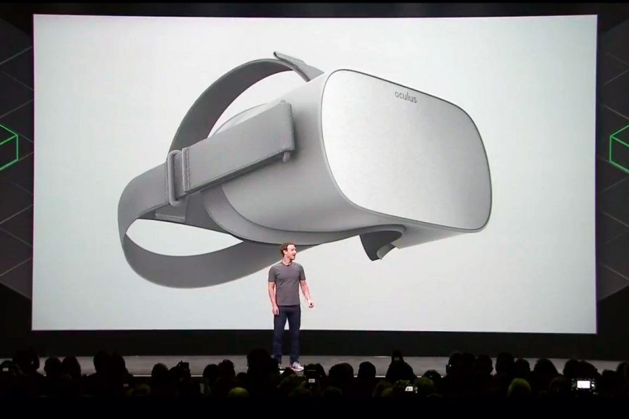 Facebook new VR system, Oculus Go 2018, Virtual Reality