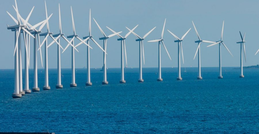 Wind farms generate more power, Offshore wind power renewable energy
