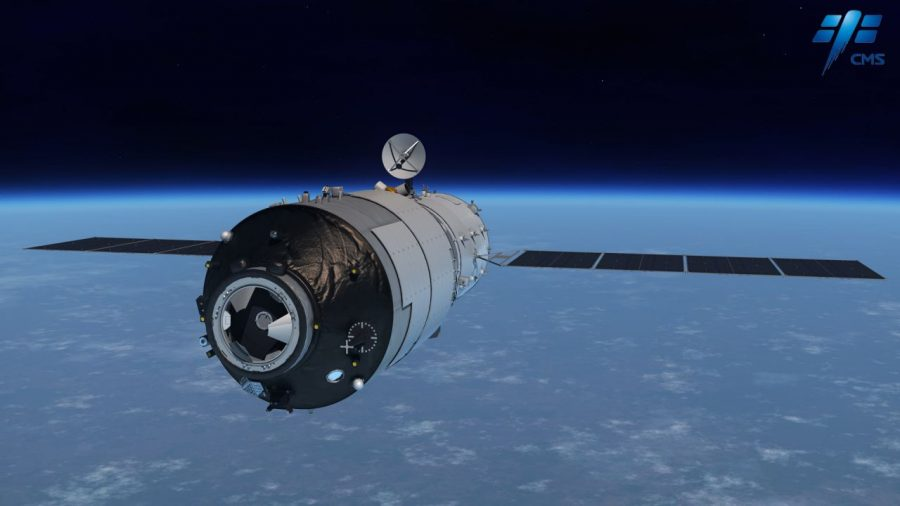 Tiangong-1 crashing Earth, Chinese space station crashing Earth, China space station