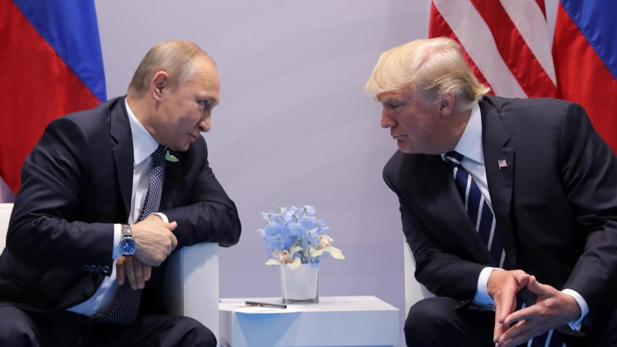 Russia meddling US elections, Donald Trump Asia tour, Putin and Trump