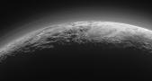 Temperature in Pluto, Haze covering Pluto, Pluto haze