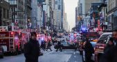 Port Authority Bus Terminal, Terrorist attack in New York, ISIS terrorist attack New York, Bomb explosion in New York