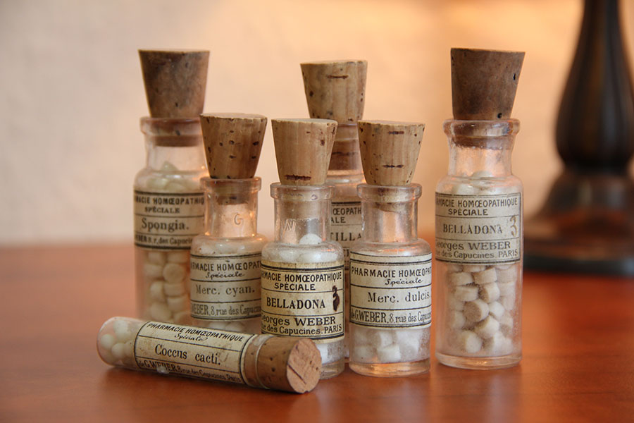 Food and Drug Administration, New regulations on homeopathy, Belladona